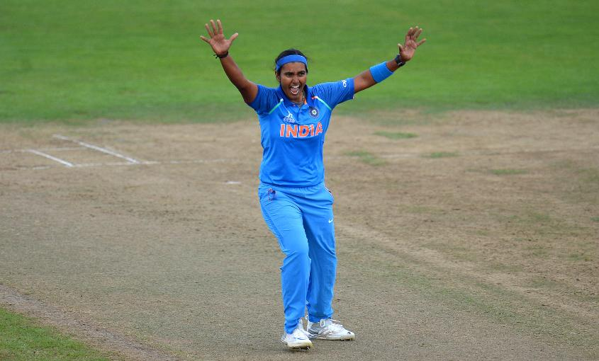 Shikha Pandey is back in the India T20I set-up
