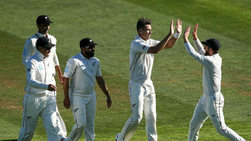 Tim Southee was lethal in the first Test, taking a total of eight wickets