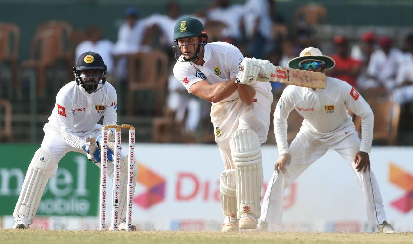 South Africa's last Test assignment saw them lose to Sri Lanka 2-0