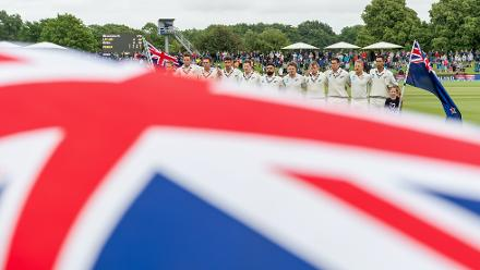 New Zealand v Sri Lanka, 2nd Test, Hagley Oval