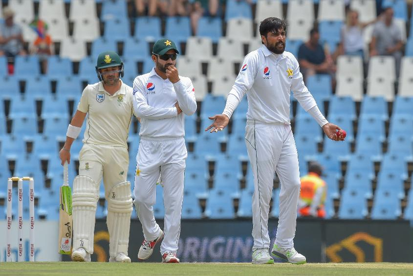 It simply wasn't to be for Pakistan's bowlers