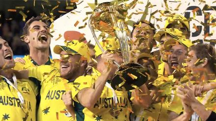 2019 - The Year of the Cricket World Cup!