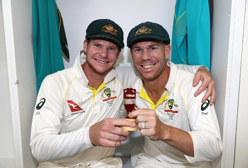 David Warner and Steve Smith will face off at the BPL