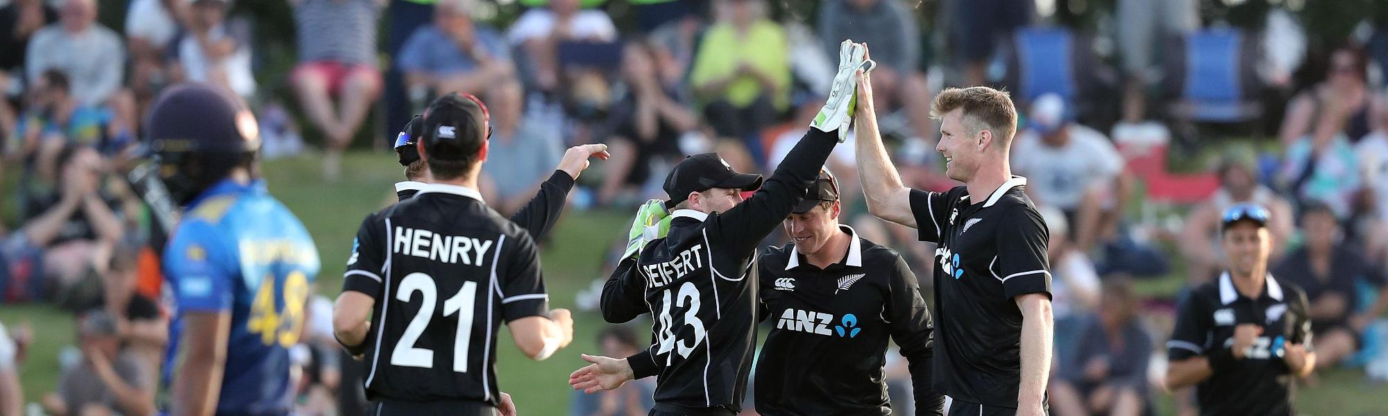 NZ v SL