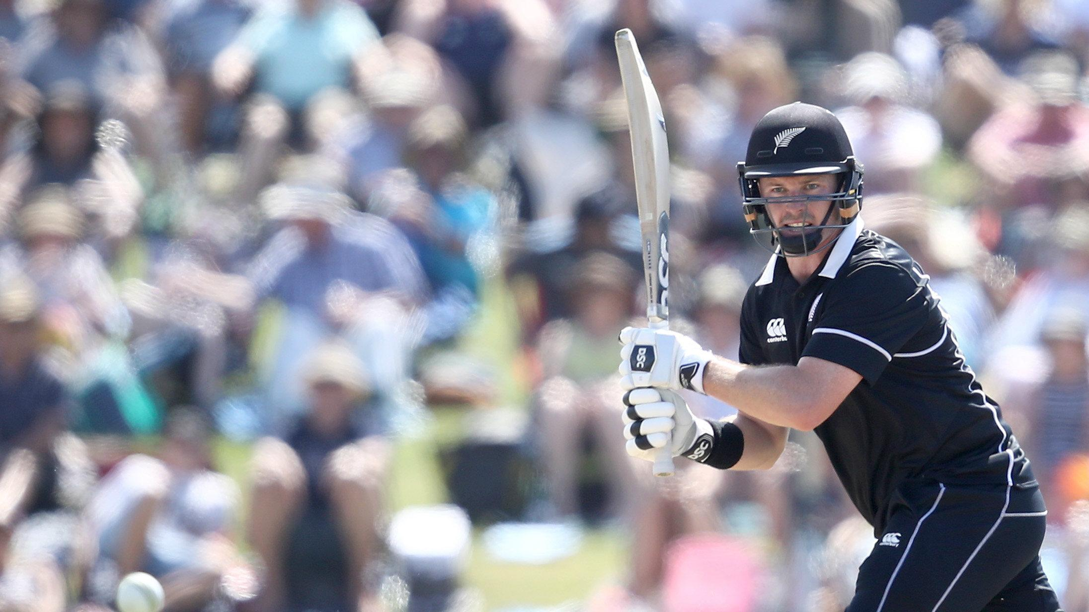 'Every game you play for New Zealand is important' – Colin Munro