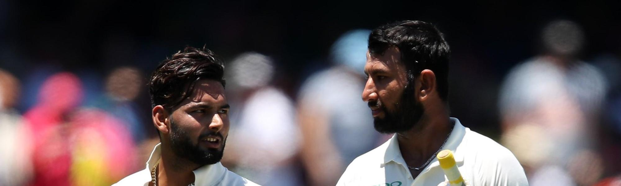 Pant and Pujara