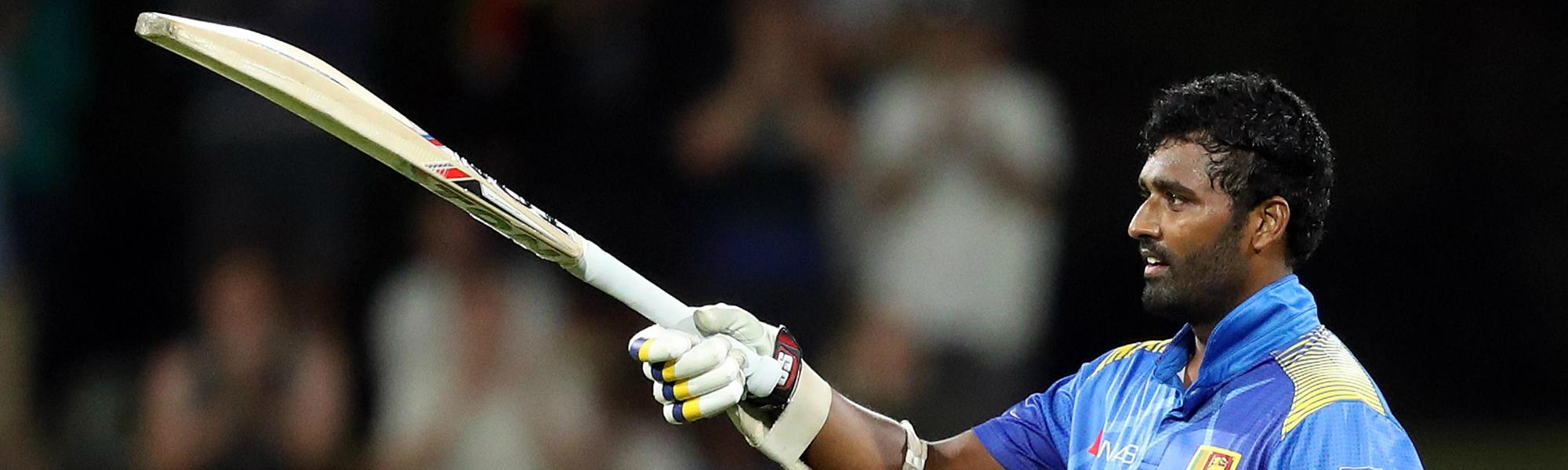 Thisara Perera's magnificent knock in the previous ODI was not enough to snatch victory