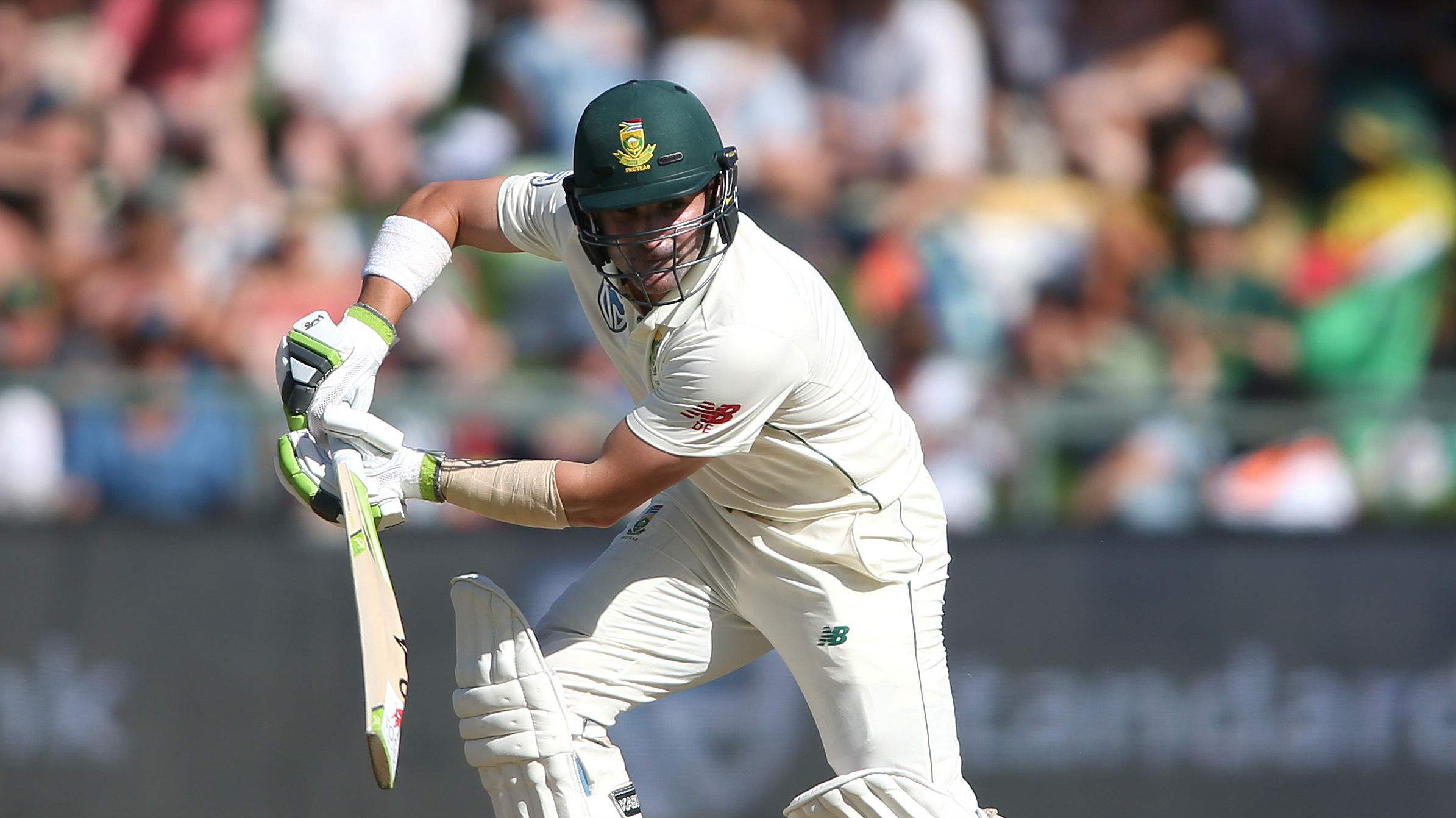 Elgar warns South Africa of complacency in pursuit of 3-0