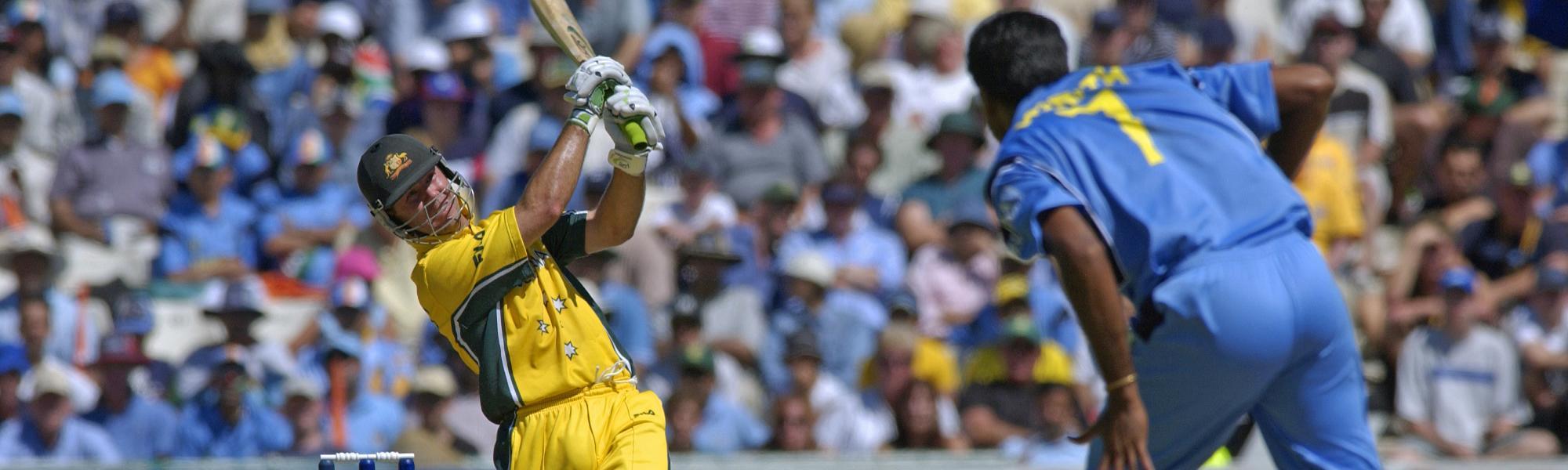Australia v India 2003 Final