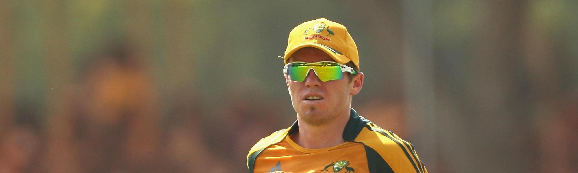 Peter Siddle hasn't played a limited-overs international in eight years