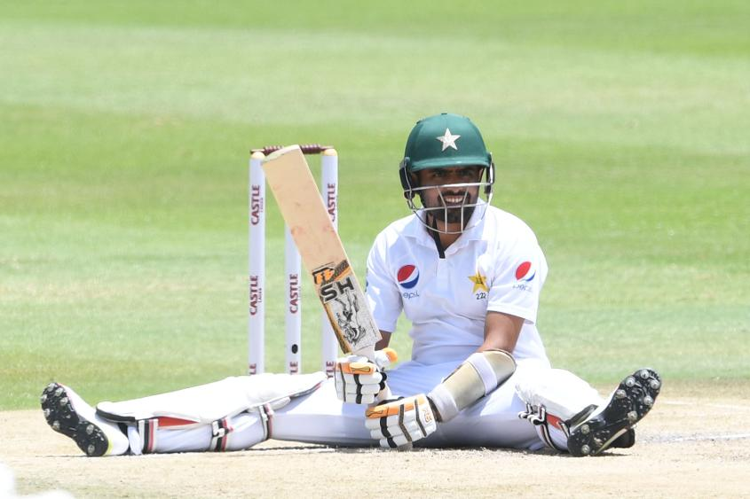 Babar Azam played another sparkling hand