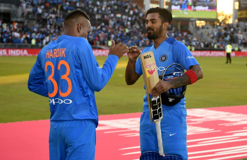 Hardik Pandya and KL Rahul were sent home from India's tour of Australia