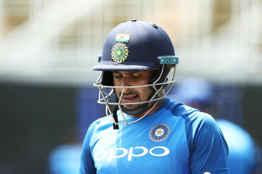 Ambati Rayudu is India's incumbent at No.4