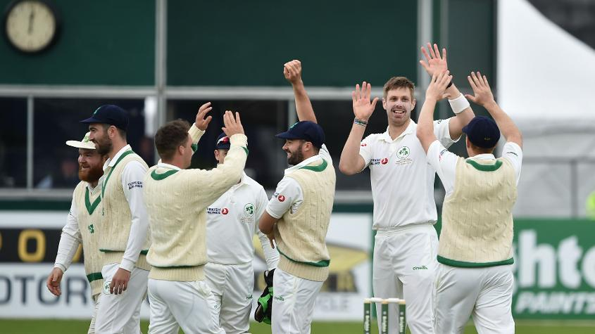 Both Ireland and Afghanistan have played one Test each to date
