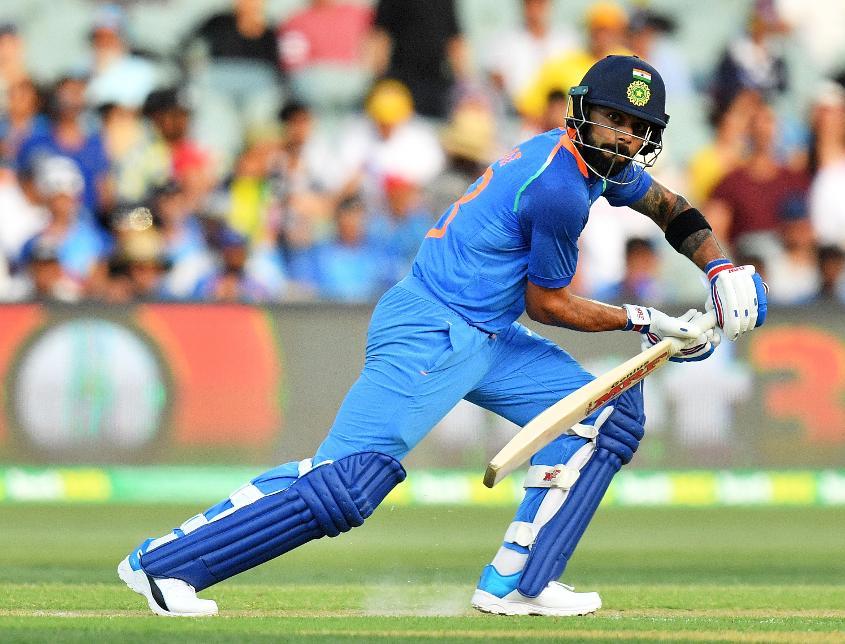 Virat Kohli will once again be crucial to India's chances