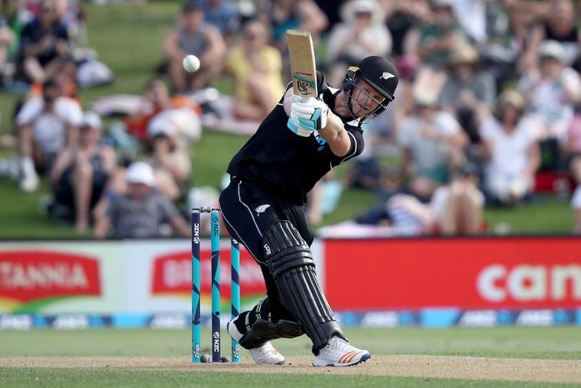 Neesham impressed with the bat in New Zealand's recent series against Sri Lanka