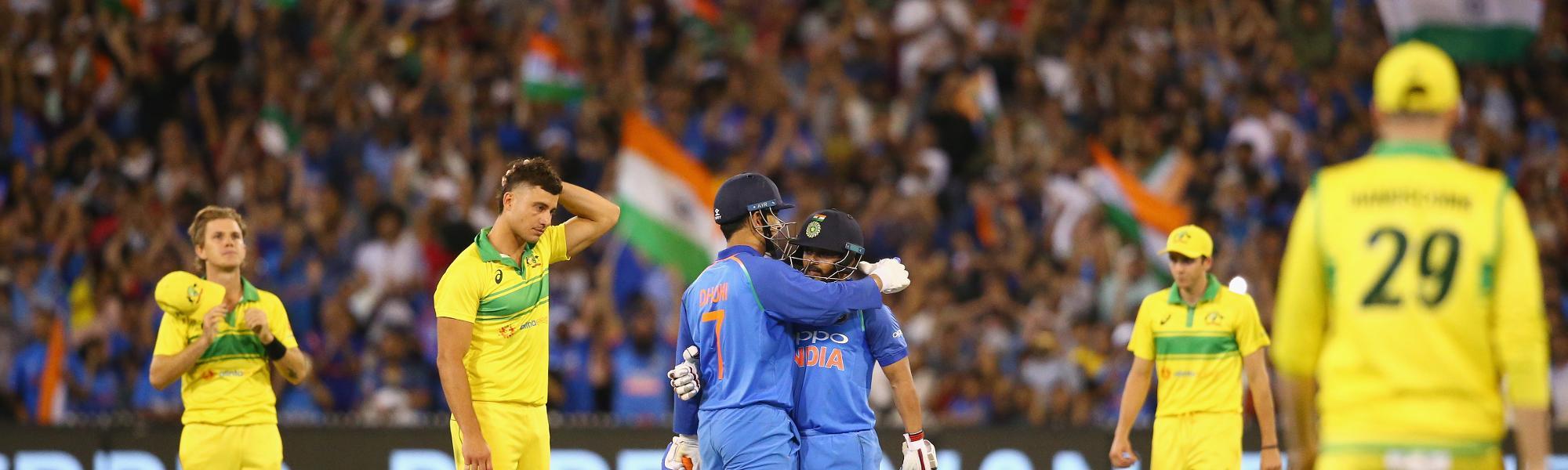 India, Dhoni, Jadhav