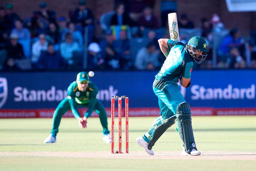 Imam-ul-Haq's half-century gave Pakistan the ascendancy
