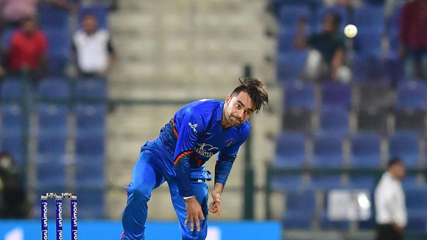Rashid Khan finished the year as the leading wicket-taker in ODIs with a grand total of 48 scalps at 14.45