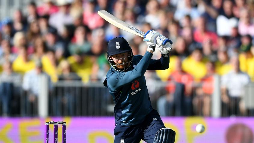 Jonathan Bairstow was the most prolific run-scorer for England in 2018, scoring 1025 runs at an average of 46.59, while striking at an unbelievable 118.22