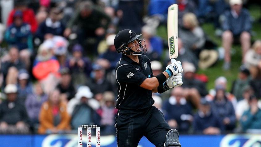 Ross Taylor amassed 639 runs from just 10 innings at an average of 91.28