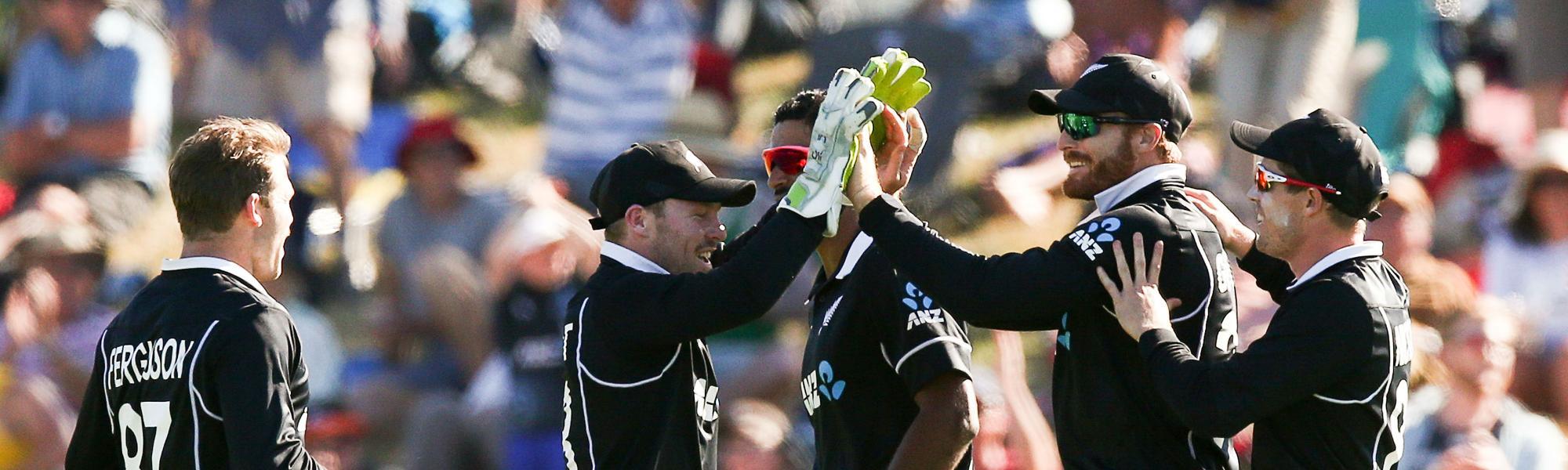New Zealand look to thwart Indian challenge