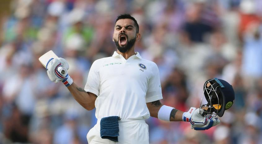 Kohli well and truly put the demons of 2014 behind him when he ruled proceedings in Birmingham