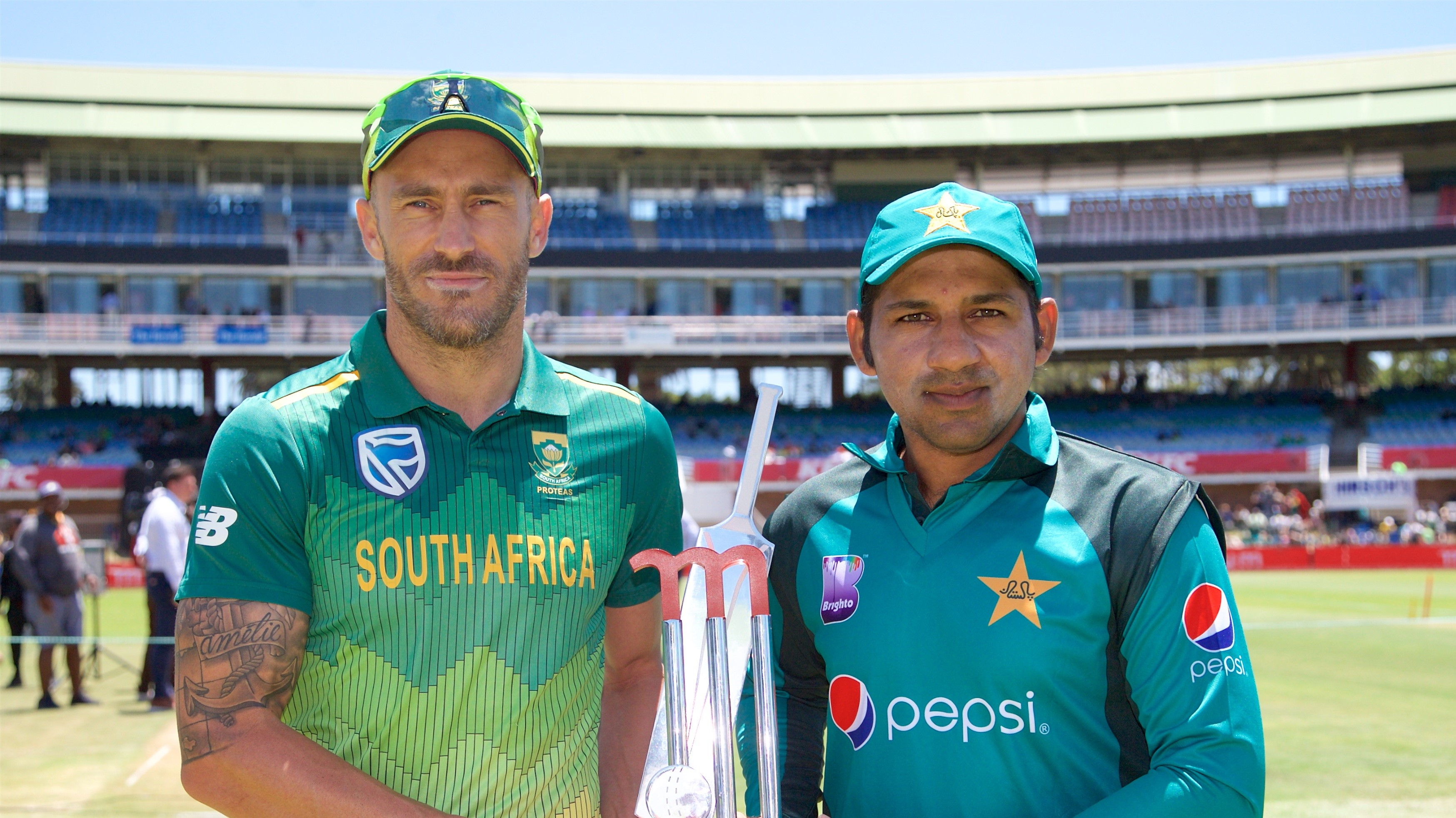 South Africa Hope To Bounce Back Against Buoyant Pakistan