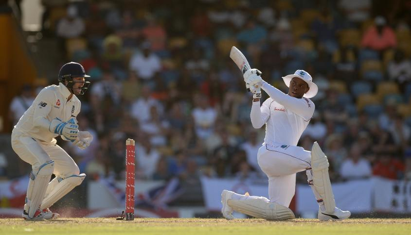 West Indies hopes rest on the attractive Shimron Hetmyer