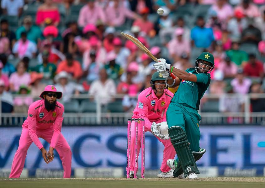 Imam-ul-Haq top-scored for Pakistan, scoring 71 off 91 balls