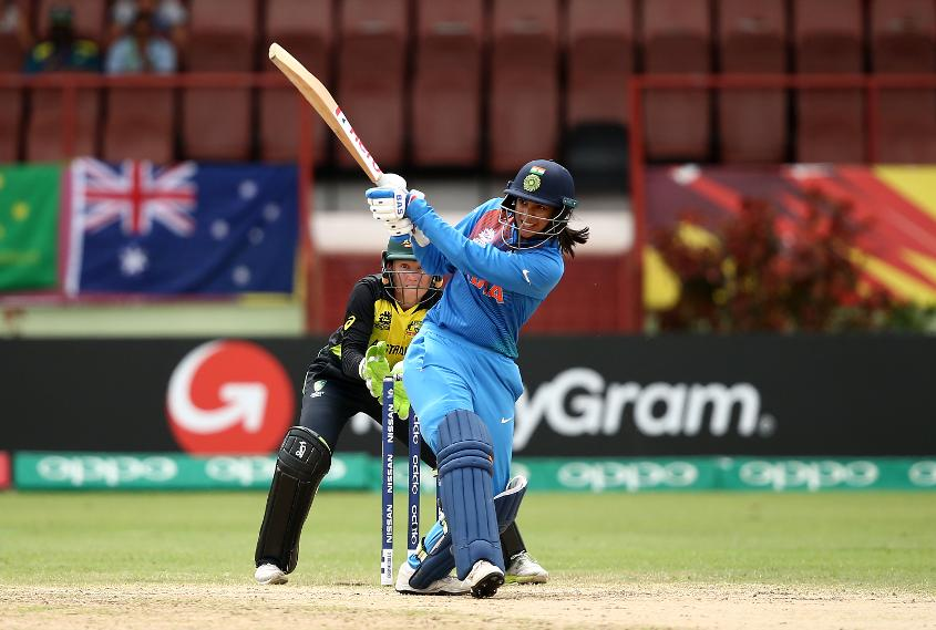 Smriti Mandhana inspired India to a famous win over Australia in 2018