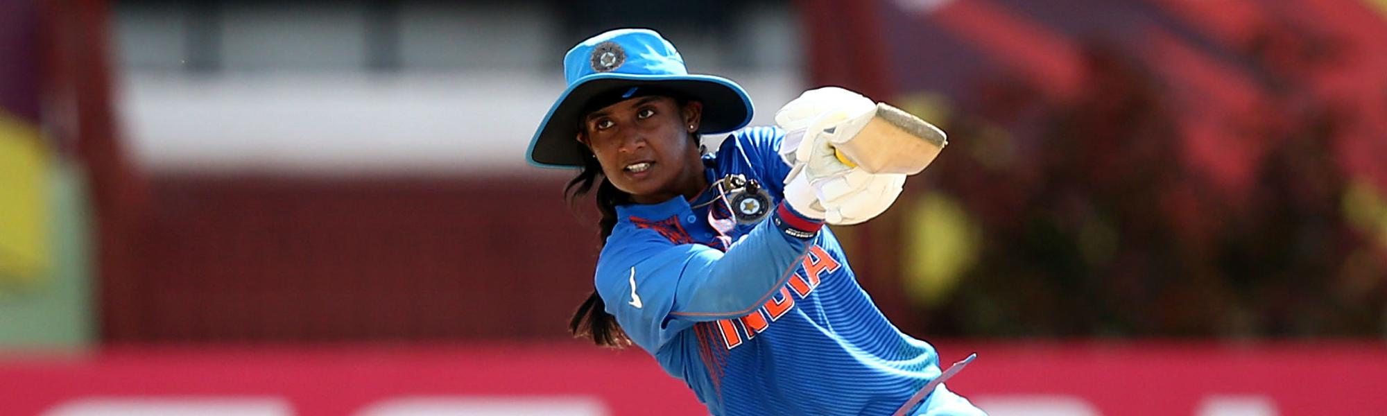 Mithali Raj now lends crucial experience to India's fragile middle order