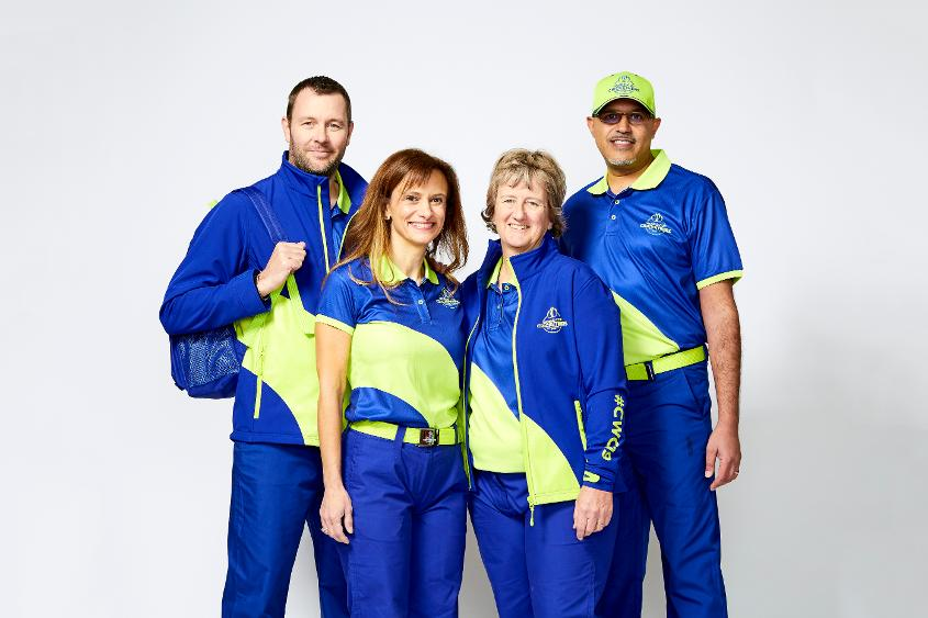 8812e73bd42 World Cup Cricketeers unveil uniform for 4