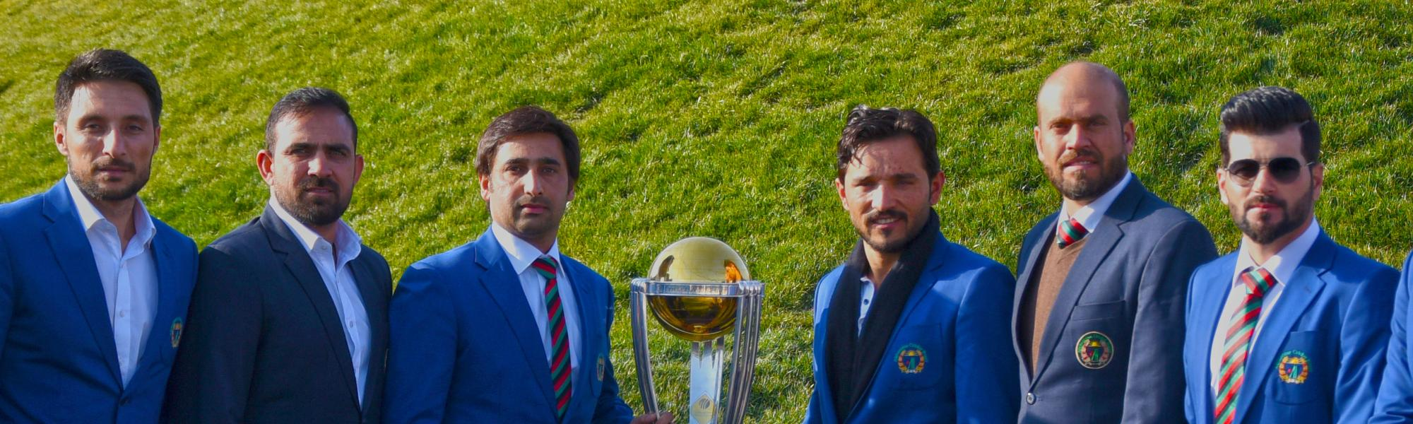 Afghanistan trophy tour