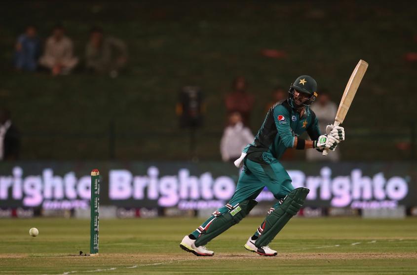 Imad Wasim struck a brisk 47