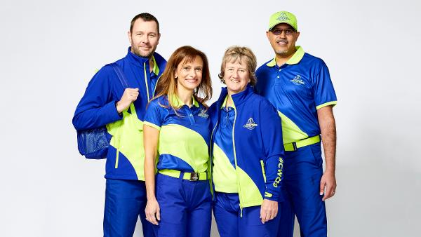 World Cup Cricketeers unveil uniform for 4,000-strong volunteer workforce
