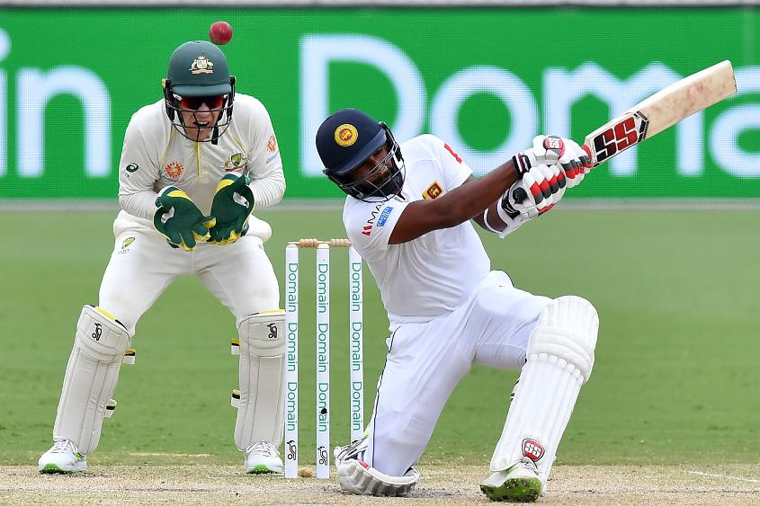 Karunaratne's recent form has been impressive