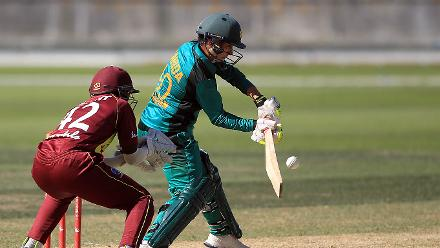 Pakistan v Windies: 1st ICC Women's Championship ODI at Dubai International Stadium