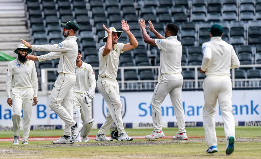 South Africa enjoyed a rampant series victory over Pakistan