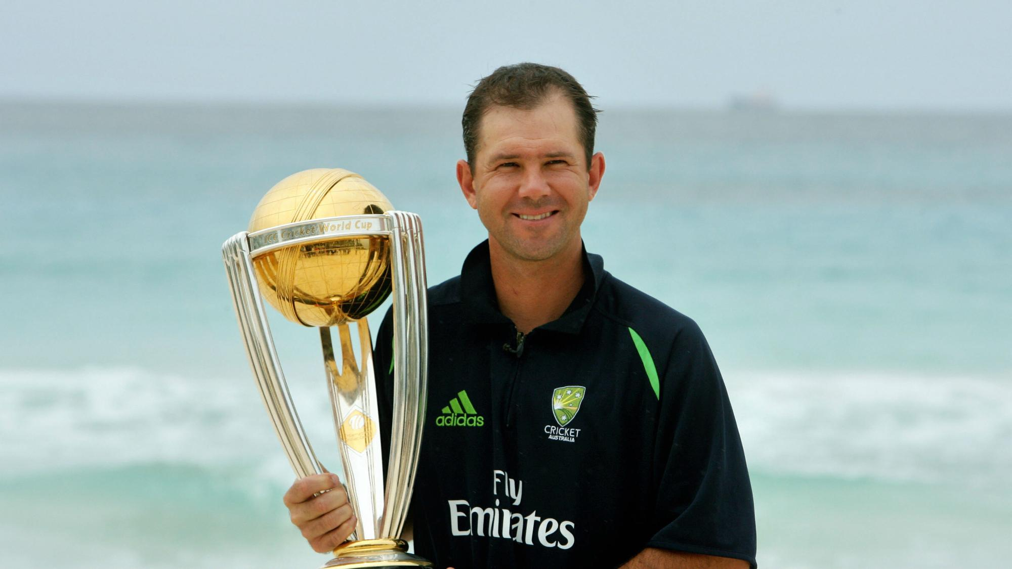 Ricky Ponting joins Australia support staff for World Cup