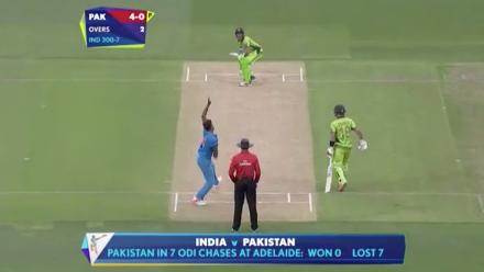 CWC15 IND vs PAK - Pakistan innings highlights