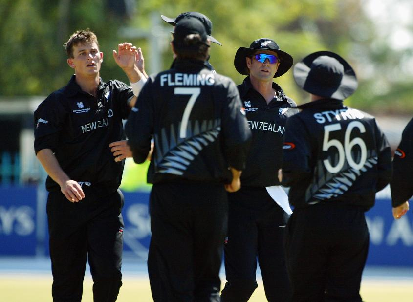 Fleming and Styris starred in New Zealand's 2007 win