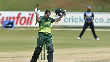 South Africa v Sri Lanka: 1st ICC Women's Championship ODI at Potchefstroom on 11 February 2019