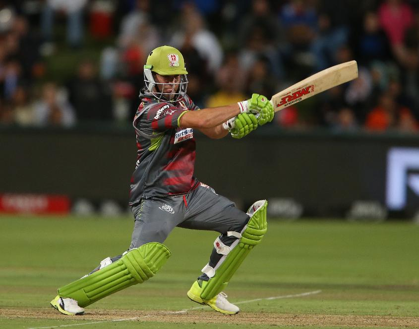Middlesex sign AB de Villiers for 2019 T20 Blast