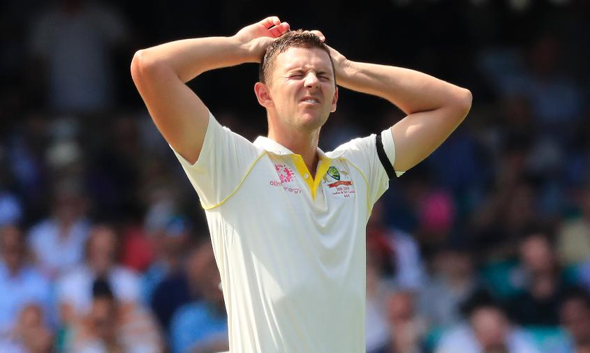 A regular in Test cricket, Hazlewood has made scant appearances in ODIs