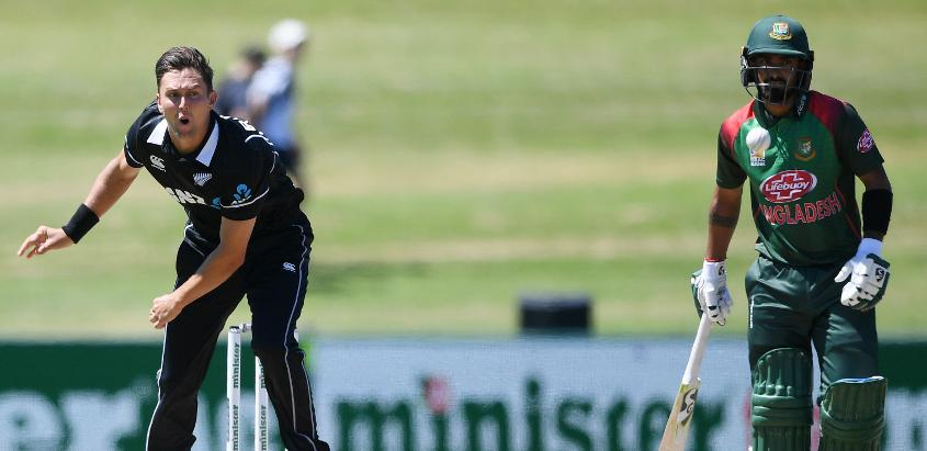 Trent Boult has been in imperious white-ball form, with 11 wickets in his last three ODIs