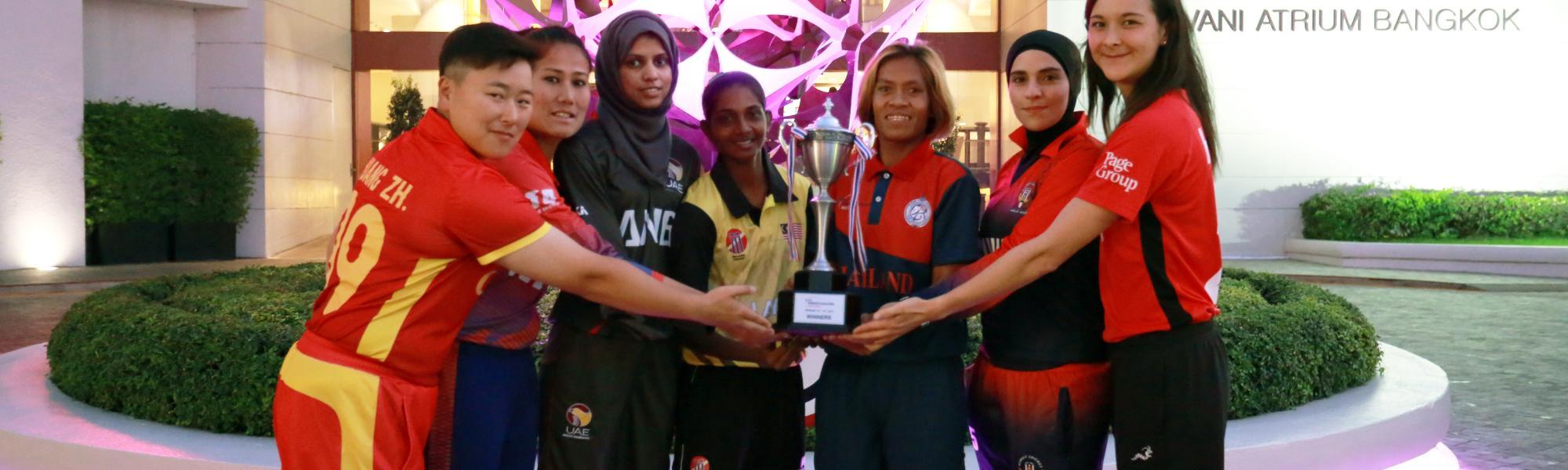 Women's T20 World Cup Asia Qualifier