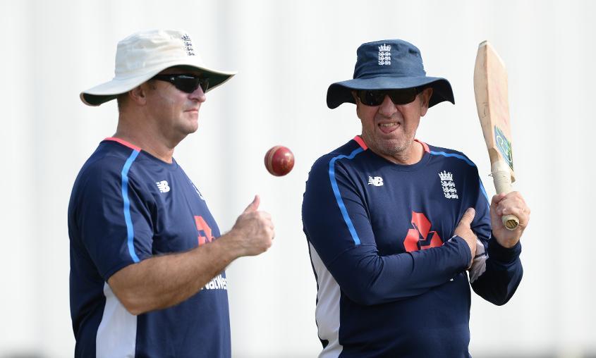 Paul Farbrace and Trevor Bayliss oversaw England's white-ball revolution