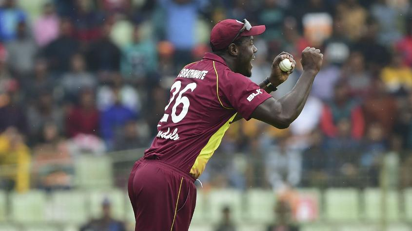 Carlos Brathwaite has played 28 ODIs to date, but will now look to pin down his place in side