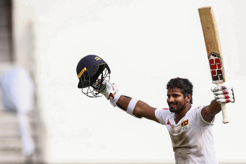Kusal Perera broke into the top 40 after his heroics in Durban